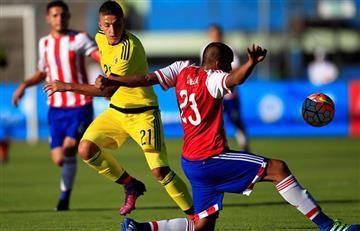 Colombia y Paraguay repartieron puntos en el debut Sudamericano