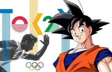 Juegos Olímpicos: Gokú es embajador de Tokyo 2020