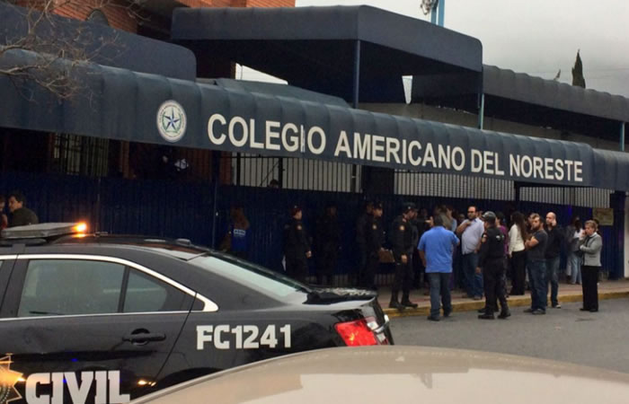 México: Estudiante en Monterrey disparó contra varias personas