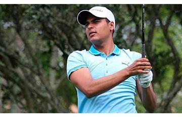 Él es el otro colombiano que ingresará a la élite del golf