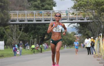 La atleta colombiana que hace historia en Latinoamérica