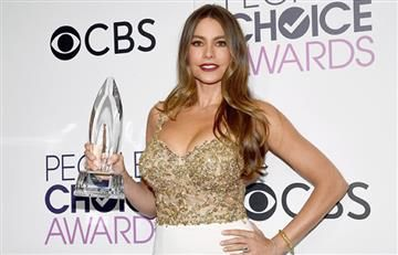 People's Choice Awards: Sofía Vergara se lleva estatuilla