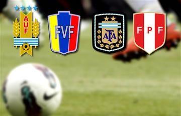 Sudamericano Sub 20: Así jugarán Argentina, Uruguay, Perú y Venezuela