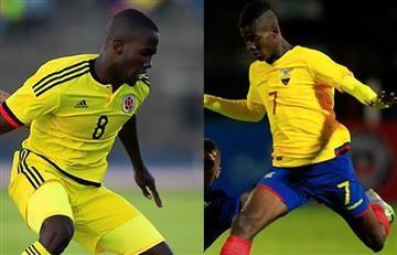 Colombia se prepara para enfrentar a Ecuador en el Sudamericano Sub-20