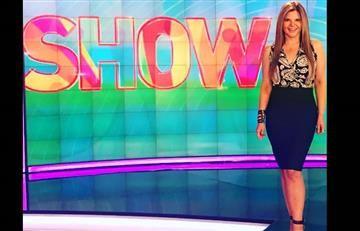 Diva Jessurum presenta 'Show Caracol' sin maquillaje