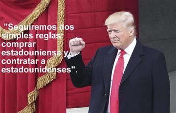Donald Trump: Las frases más polémicas de su discurso