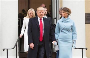 Galería: Posesión de Donald Trump como presidente de Estados Unidos