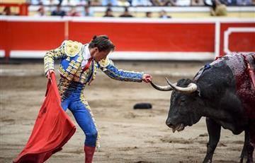 """""""Pido respeto a nuestra profesión"""", dice Luís Bolívar, torero"""