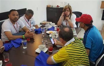 Prensa deportiva exige restablecimiento de derechos ante la Dimayor
