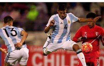 Sudamericano Sub 20: Perú y Argentina dividen puntos