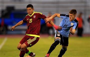 Sudamericano Sub-20: Venezuela y Uruguay en tablas