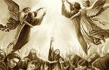 YouTube: Novena a las almas del purgatorio, día 1