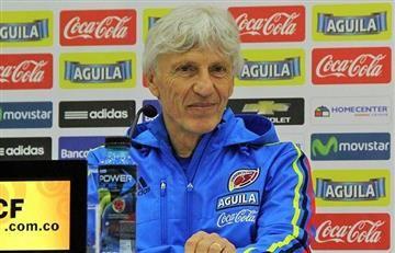 Pékerman amplió la convocatoria de Colombia para duelo con Brasil