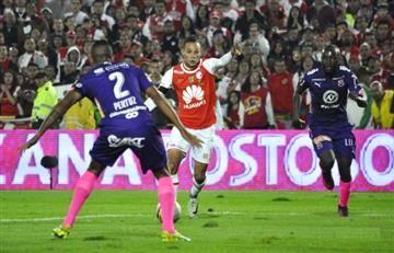Superliga: Medellín y Santa Fe confirmaron nóminas para el partido de ida
