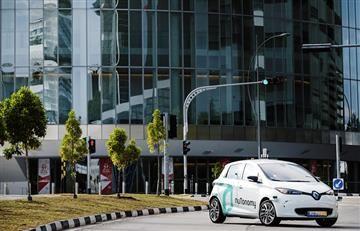 Automóvil verde llega a salvar China