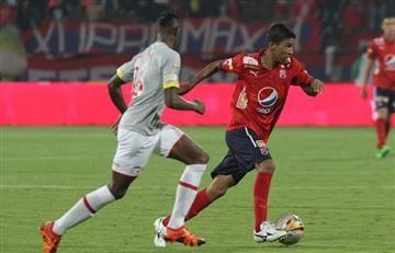 Medellín y Santa Fe empatan en la final de la Superliga