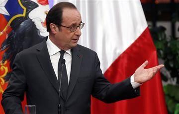 Presidente de Francia llega a Colombia para ratificar apoyo a la paz