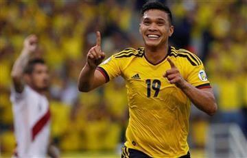 Selección Colombia: Teófilo Gutiérrez convocado con la 'tricolor'