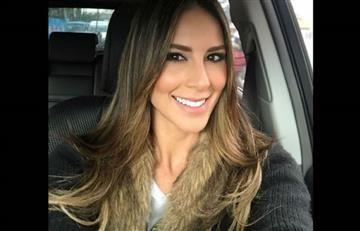 Carolina Soto presume su cuerpo luego de dar a luz a Valentino