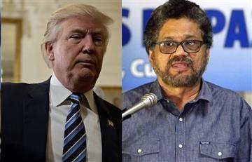 FARC espera que Trump respalde el proceso de Paz