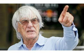 Fórmula 1: 'echaron' al presidente Bernie Ecclestone