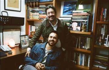 """Hijo de """"Pacho"""" Santos narra su inesperada salida del clóset"""