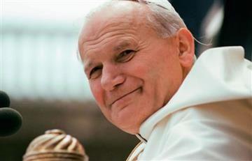 YouTube: Oración al Papa Juan Pablo II