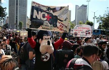 Bogotá: Resuelven qué pasará con manifestaciones antitaurinas