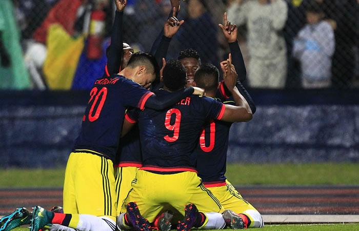 Colombia se juega la clasificación del Sudamericano Sub-20 ante Brasil