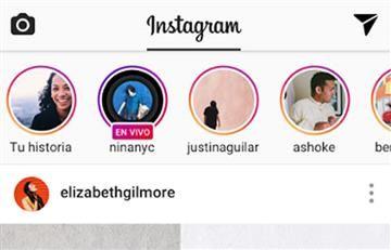 Instagram activa los 'En vivo' para todos sus usuarios