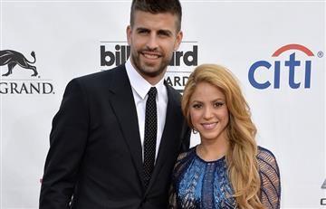 Instagram: Shakira tiene a Piqué de peluquero