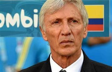 """José Pékerman: """"Colombia jugará con lo máximo ante Brasil"""""""