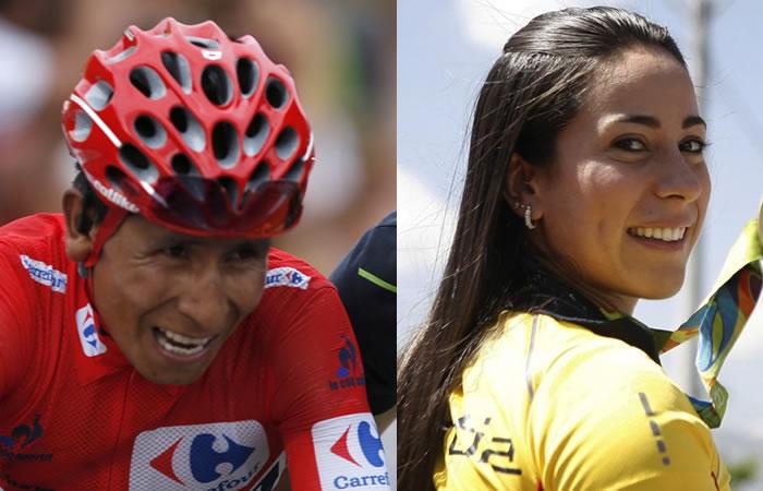 Nairo Quintana molesto con esta decisión que sí gusta a Mariana Pajón
