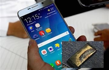 Samsung registra buen trimestre pese al fracaso del Note 7