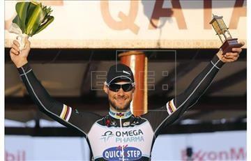 Vuelta a San Juan: Boonen ganó la segunda etapa