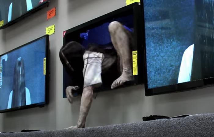 YouTube: Terrorífica broma de 'El Aro' muy cercana a la realidad