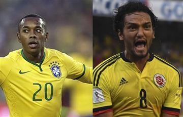 Brasil vs. Colombia: Hora y transmisión