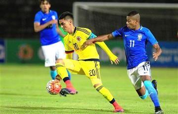 Colombia venció a Brasil y revivió en el Sudamericano Sub-20