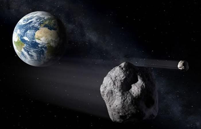 Tierra: Nace estrategia para evitar que asteroides impacten en el planeta