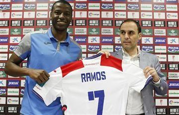 Adrián Ramos: se confirmó en qué equipo jugará el colombiano
