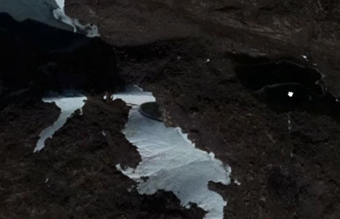 Antártida: ¿Descubren nave alienígena escondida?