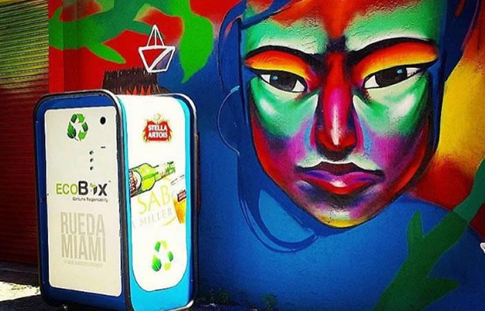 EcoBox. Foto: Instagram