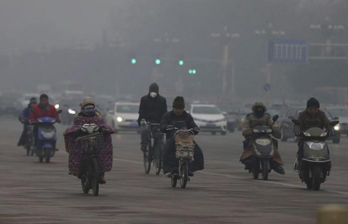 China invertirá millones para hacer llover. Foto:EFE