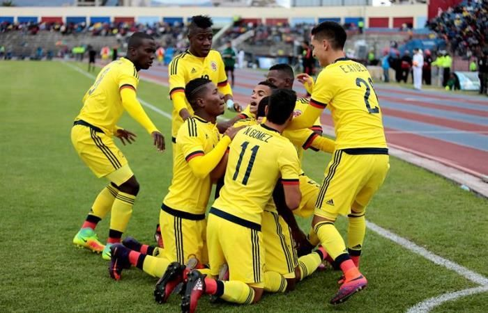 Colombia Sub 20: Colombia Avanzó A La Fase Final Del Sudamericano Sub-20