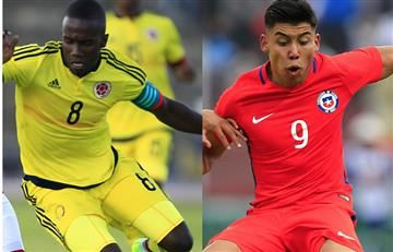 Colombia vs. Chile: Transmisión EN VIVO