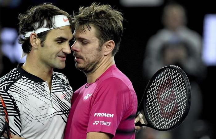 Federer pasa a la final del Australia Open y espera por Rafael Nadal