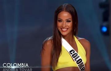 Miss Universo 2017: Andrea Tovar brilla en pasarela preliminar