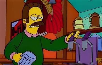 Murió la voz de Ned Flanders de los Simpson versión latina
