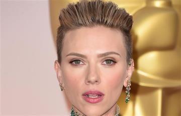 Scarlett Johansson se separó de su esposo Romain Dauriac