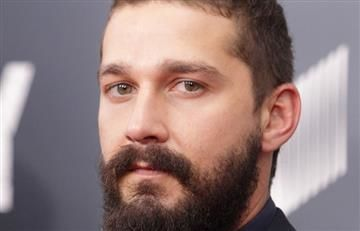 Actor Shia LaBeouf es acusado de agresión en protesta